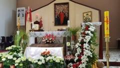 Proboszcz Wojciech Bohatyrewicz zaprasza na niedzielną mszę o godz. 11.30.