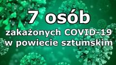 Z ostatniej chwili. Sanepid potwierdził nowy przypadek zakażenia COVID-19 w powiecie sztumskim.
