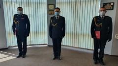 Zmiana na stanowisku Komendanta Powiatowego Państwowej Straży Pożarnej w Nowym Dworze Gdańskim.