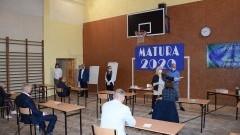 Matura 2020 w nowodworskim Zespole Szkół.