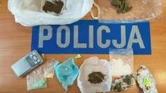 Kierowca pod wpływem amfetaminy. Narkotyki ukrył pod siedzeniem.