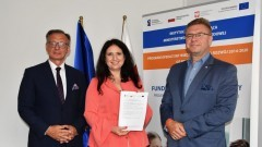 Umowa na dofinansowanie Żuławskiej Szkoły Ćwiczeń podpisana.