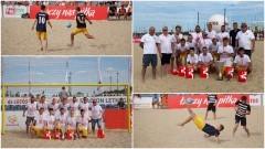 Hemako Sztutowo po raz 9 Mistrzem Polski 2020 w Beach Soccer.