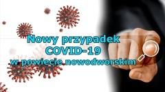 Sanepid potwierdził nowy przypadek zakażenia koronawirusem.