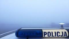 Mgliste poranki na drogach – policjanci apelują o rozwagę i ostrożność.