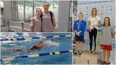 Z zawodów w Gdyni reprezentantki MAL WOPR Malbork wróciły z medalami i życiowymi rekordami.