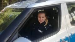 Obywatelskie zatrzymanie pijanego kierowcy.