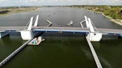 Przegląd gwarancyjny Mostu w Sobieszewie – nocne zamknięcie obiektu