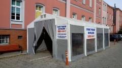 W szpitalach w Malborku i Nowym Dworze Gdańskim można wykonać test na koronawirusa.