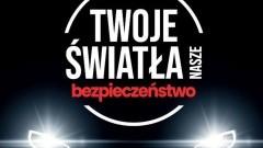 """Powiat nowodworski. Trwa akcja """"Twoje światła – Nasze bezpieczeństwo""""."""