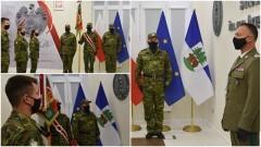 Uroczyste ślubowanie nowych funkcjonariuszy Straży Granicznej.
