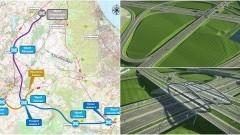 Obwodnica Metropolitalna Trójmiasta. Wizualizacja drogi ekspresowej S6 – wraz z obwodnicą Żukowa