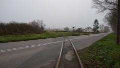 Będzie remont przejazdu kolejowego kolei wąskotorowej za Nowym Dworem Gdańskim.
