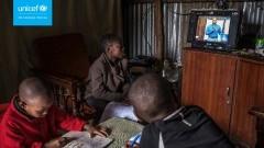 2/3 dzieci na świecie nie ma dostępu do internetu w domu - alarmuje UNICEF.