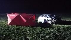 DK55. W wypadku w Goraju śmierć poniósł mieszkaniec Sztumu.