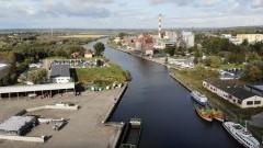 Przekop Mierzei Wiślanej. Czy do portu Elbląg wpłyną wielkie statki?