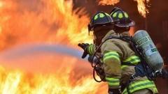 Pożar w banku i rozszczelniona instalacja gazowa – raport nowodworskich służb mundurowych.