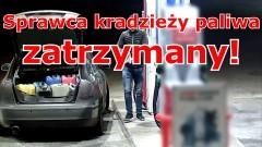 Tczew/Nowy Dwór Gdański. Zatrzymano poszukiwanego złodzieja paliwa.