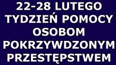 Nowy Dwór Gdański. Tydzień Pomocy Osobom Pokrzywdzonym Przestępstwem.