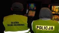 KAS zabezpieczyła nielegalne automaty do gier o wartości ponad 1 mln zł.