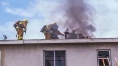 Pożar sadz w przewodzie kominowym – raport nowodworskich służb mundurowych.