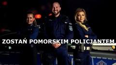Nowy Dwór Gdański. Chcesz zostać policjantem? - przyjdź na spotkanie i dowiedz się, jak to zrobić.