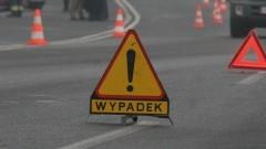 Dwie osoby poszkodowane w wypadku w Kmiecinie – raport nowodworskich służb mundurowych.