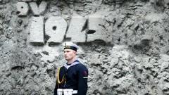 Sztutowo. 76 rocznica wyzwolenia obozu Stutthof.