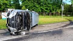 Malbork. Nietrzeźwi kierowcy sprawcami wypadków.