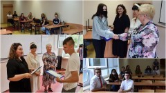 Nowy Dwór Gdański. Znamy zwycięzców I Szkolnego Konkursu Literackiego.