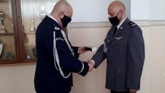 Sztum. Odbyła się uroczystość objęcia stanowiska nowego Komendanta Powiatowego Policji.