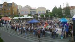 10. urodziny Radia Malbork na placu Jagiellończyka. Zobacz telegraficzny skrót imprezy
