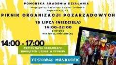 Gmina Sztutowo. Przyjdź i weź udział w Pikniku Organizacji Pozarządowych nad Wisłą Królewiecką.