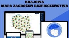 Nowy Dwór Gdański. Policjanci podsumowali Krajową Mapę Zagrożeń Bezpieczeństwa.