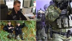 Zostań funkcjonariuszem Warmińsko-Mazurskiego Oddziału Straży Granicznej.