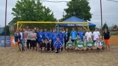 Mistrzostwo Pomorza w Plażowej Piłce Nożnej dla Hemako Sztutowo - 26.07.2015