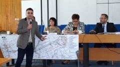 Budimex odpowiadał na pytania w sprawie S7. XII Sesja Rady Miejskiej w Nowym Dworze Gdańskim - 19.11.2015