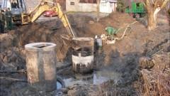 Ogromna kara za przekroczenie terminu. Budowa kanalizacji, brak nadzoru i wiele uszkodzeń. Gmina Stegna - 26.11.2015