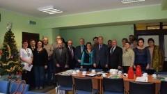 Życzenia Świąteczne Wójta Gminy Sztutowo wraz z radnymi i pracownikami urzędu - 22.12.2015