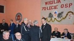 Nowy Dwór Gd. 70 lecie i Wigilia Ochotniczej Straży Pożarnej - 18.12.2015