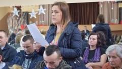 Nie dla wiatraków. Wójt poparł mieszkańców. XIII Sesja Rady Gminy Ostaszewo - 04.02.2016