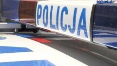 Nowy Dwór Gd. Nietrzeźwy kierujący bez prawa jazdy próbował uciec policjantom - 24.02.2016
