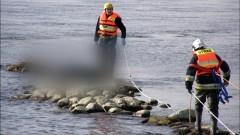 Boręty: Znaleziono zwłoki mężczyzny w wodach Wisły – 02.04.2016