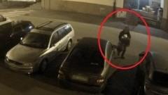 Elbląg: Włamywał się do samochodów. To jego nagrały kamery monitoringu! – 8.04.2016
