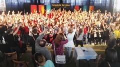 Taneczne zmagania na parkiecie, zajęcia pod okiem Mistrzów. X Europejskie Dni Tańca w Malborku już za nami - 23/24.04.2016