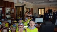 Nowy Dwór Gd. Policjanci gościli nowodworskich przedszkolaków - 12.05.2016