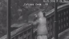 """Malbork: 81- letnia kobieta chciała skoczyć z """"drewnianego"""" mostu. Strażnicy miejscy udaremnili próbę samobójczą – 16.05.2016"""