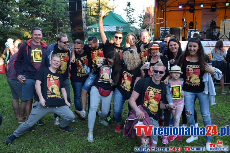 Sławomir porwał turystów i mieszkańców Stegny. Zapraszamy na wideo i fotorelację – 19.07.2016