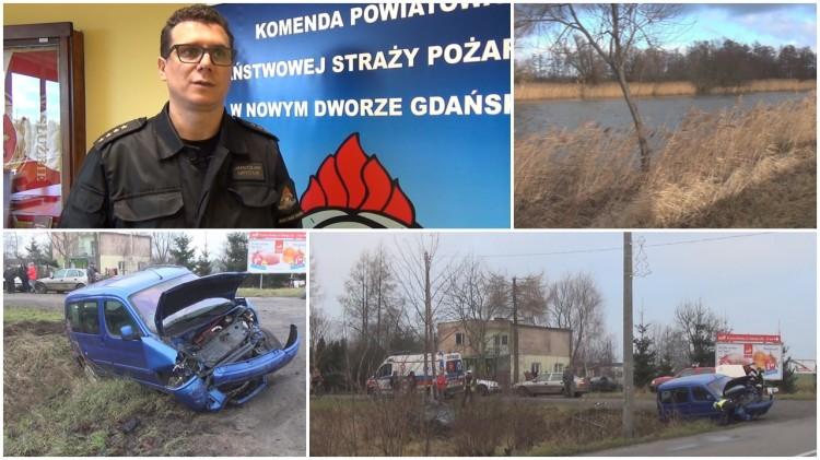Świąteczny weekend spokojny. Straż Pożarna podsumowuje ubiegły tydzień w powiecie nowodworskim - 27.12.2016