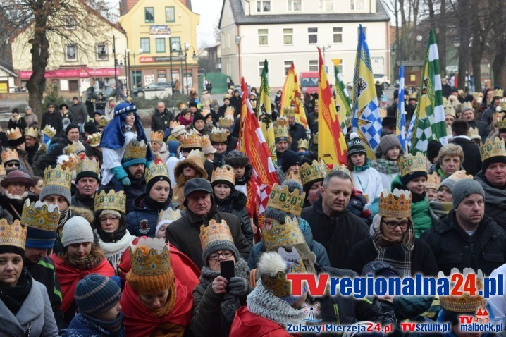 Nowy Dwór Gd. Zaproszenie na Orszak Trzech Króli - 06.01.2017